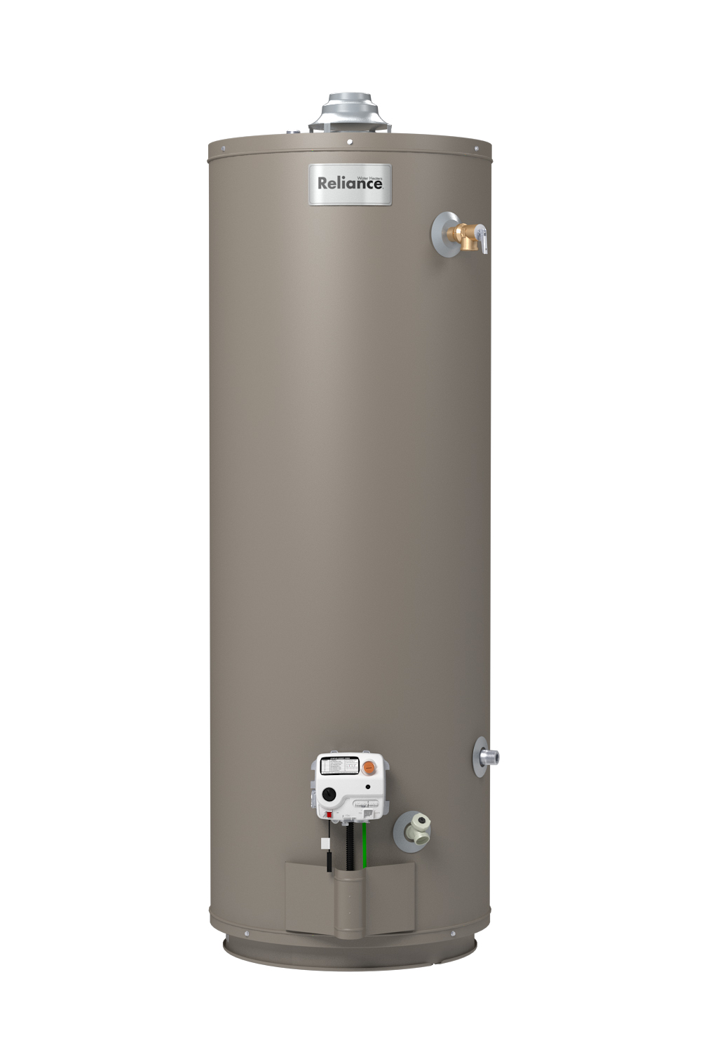 Reliance Mobile Home Gal Natural Gas Liquid Propane Water Heater