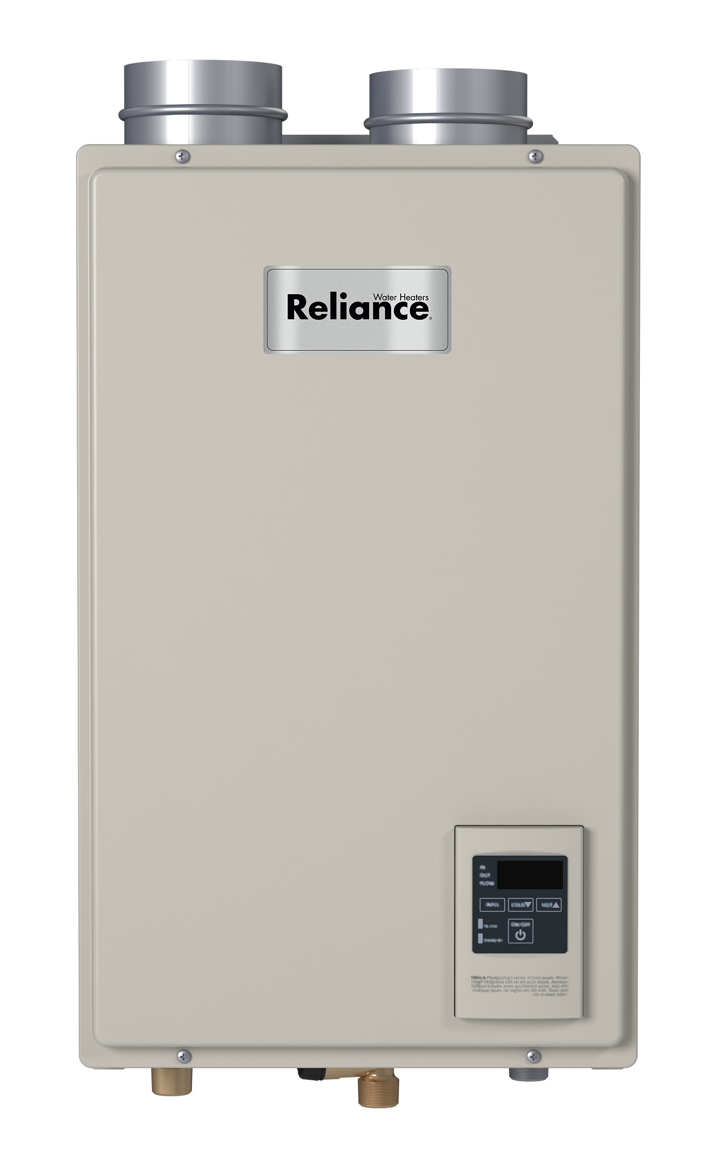 Natural Gas Power Vent Water Heater Products Media Bank Reliance Water Heater Reliance Water