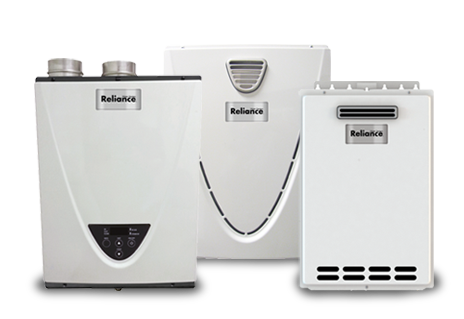 How to Choose a Reliance Tankless Water Heater